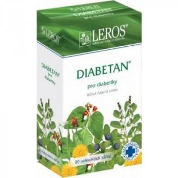 LEROS Diabetan Liečivý čaj sypaný 100 g