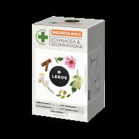 LEROS Imunita Max Echinacea&Sedmokráska 20 vrecúšok