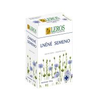 LEROS Ľanové semeno sypaný čaj 150 g