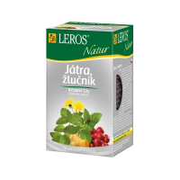 LEROS Natur Pečeň, žlčník 20 x 1,5 g