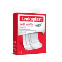 LEUKOPLAST Soft white 2 veľkosti 20 kusov 7321808