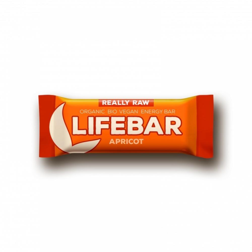 Lifefood Lifebar marhuľová tyčinka BIO 47 g