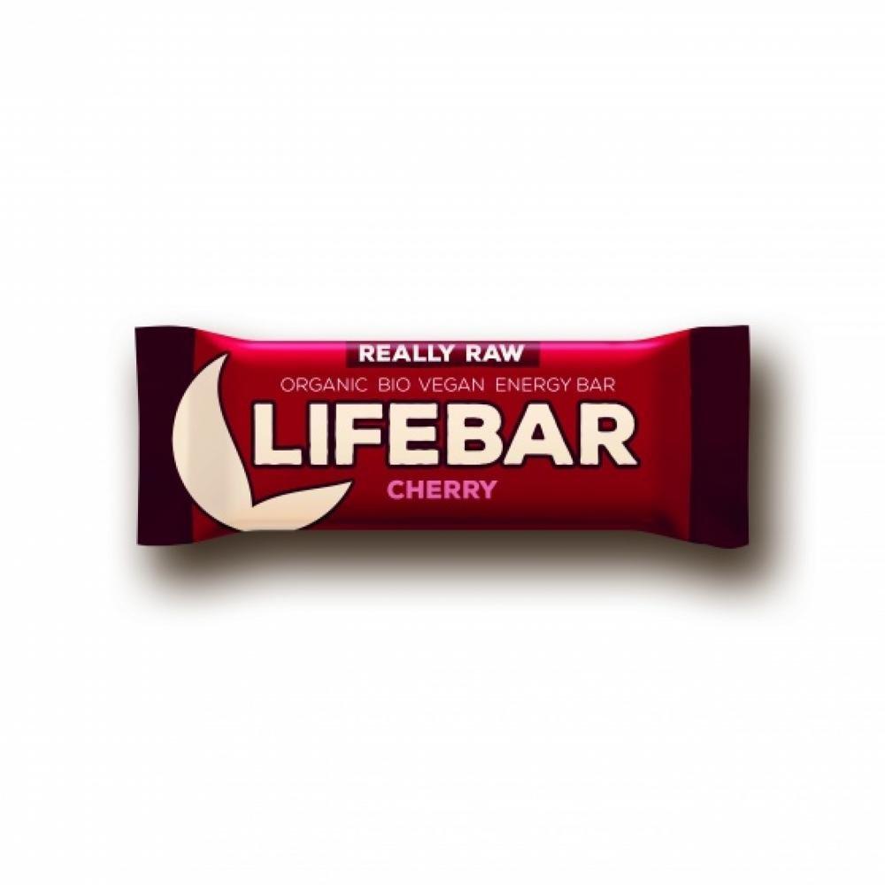 Lifefood Lifebar čerešňová tyčinka BIO 47 g