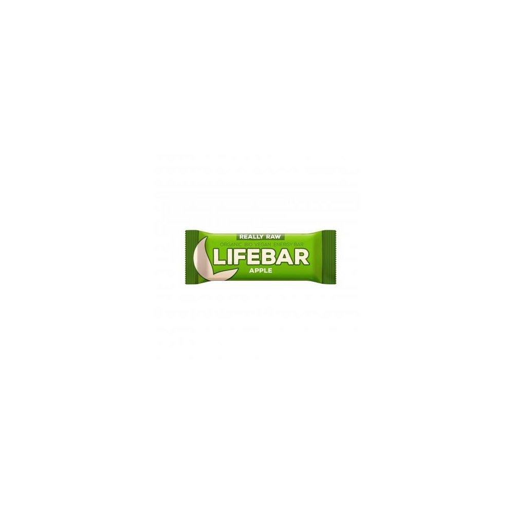 Lifefood Lifebar tyčinka jablčná BIO 47 g