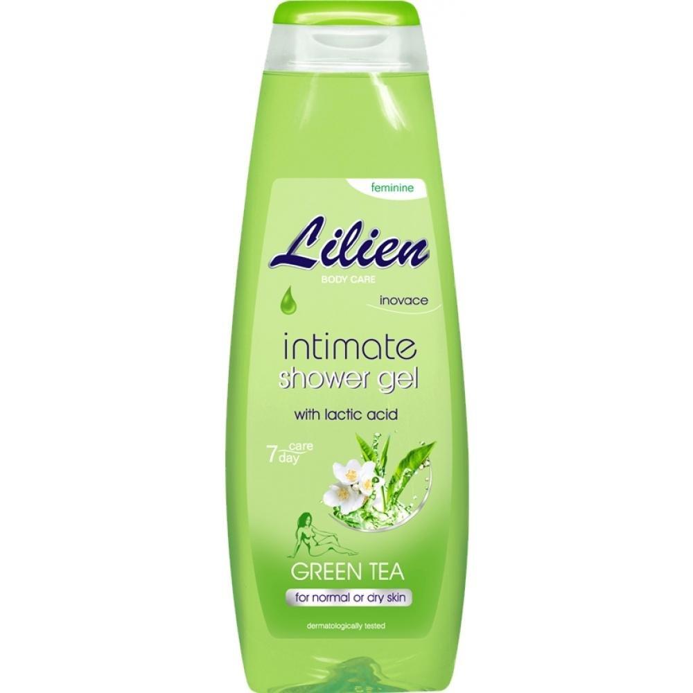 Lilien sprchový gél na intímnu hygienu Green Tea 300ml