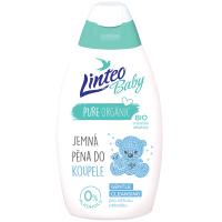 LINTEO Baby Pena do kúpeľa s Bio nechtíkom lekárskym 425 ml