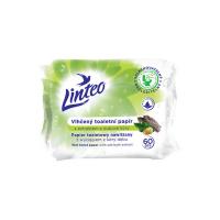 LINTEO Vlhčený toaletný papier s extraktom z dubovej kôry 60 kusov
