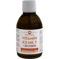 PHARMA ACTIV Lipozomal vitamín K2 MK 7 + D3 1000 I.U. 250 ml