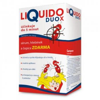 SIMPLY YOU Liquido Duo X šampón na vši 200 ml + sérum ZADARMO