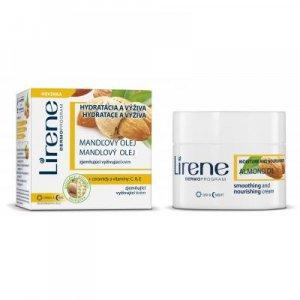 LIRENE H&V Denný a nočný krém Mandľový olej 50 ml