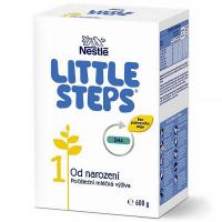 LITTLE STEPS 1 Počiatočná mliečna výživa 600 g