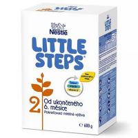 LITTLE STEPS 2 Pokračovacia mliečna výživa 600 g