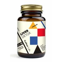 CULTUSLAB Liver detox premium 30 kapsúl