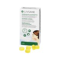 LIVSANE Antialergické pastilky 24 pastiliek