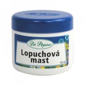 DR. POPOV Lopúchová masť 50 g
