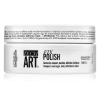 L´ORÉAL Professionnel Tecni.Art vosk na vlasy Fix Polish 75 ml