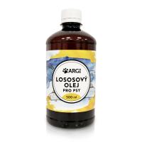 ARGI Lososový olej pre psov 500 ml