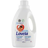 LOVELA Baby tekutý prací prípravok na biele prádlo 16 pracích dávok 1,45 l