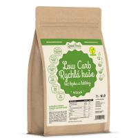 GREENFOOD NUTRITION Low carb rýchla kaša ryžová 500 g