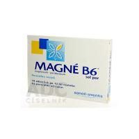 MAGNE B6 perorálny roztok 10 ml 10 ampuliek