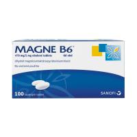 MAGNE B6 470 mg/5 mg obalené tablety 100 kusov