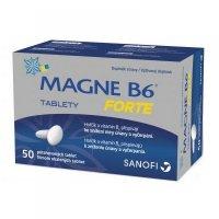 SANOFI Magne B6 FORTE 50 tabliet