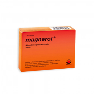 MAGNEROT 500 mg 100 tabliet