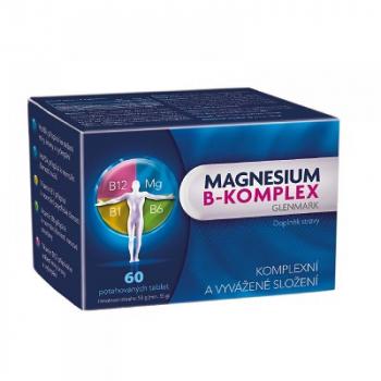 GLENMARK Magnesium B-komplex 60 tabliet