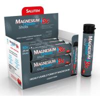 MAGNESIUM Chelate+B6 cherry ampulky 10 x 25 ml