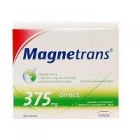 Magnetrans 375 mg 50 tyčiniek granulátu