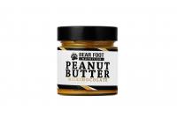 BEAR FOOT Peanut Butter, jemný arašidový krém s mliečnou čokoládou, 250 g