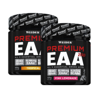 WEIDER Premium EAA Zero zmes esenciálnych aminokyselín Tropical 325 g