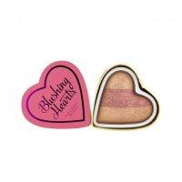 Makeup Revolution Srdcová tvárenka - Vášnivé srdce