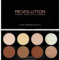 Makeup Revolution Ultra kontúrovacou paletka