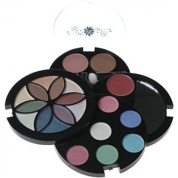 Makeup Trading Fashion Flower Compact 15,1g (Sada dekorativní kosmetiky)