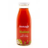 NONAGE Malina & Jablko 100% juice 250 ml