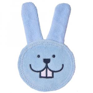 MAM Oral Care Rabbit 0+ 1ks (zubné žínka)
