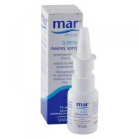MAR RHINO 0,05% nosový sprej aer nao 15 ml