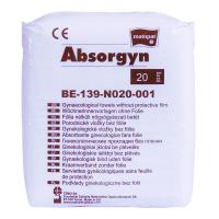 Absorgyn 20 ks pôrodnícke vložky