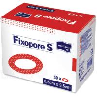 FIXOPORE sterilná náplasť veľkosti S 50 ks