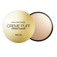 Max Factor Creme Puff Pressed Powder 21g odtieň 41 Medium Beige