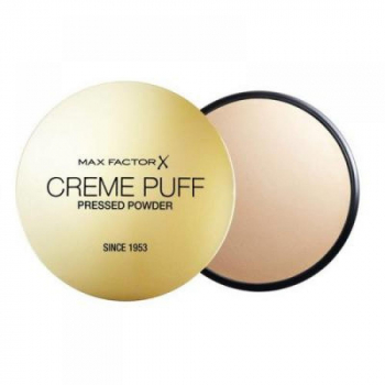 Max Factor Creme Puff Pressed Powder 21g odtieň 53 Tempting Touch