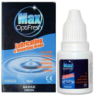 MAX OptiFresh očné kvapky 10 ml