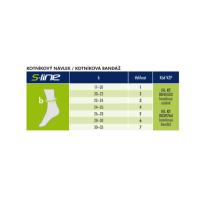 Maxis kotníkový návlek III.vel.4 tělová