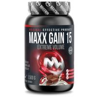 MAXXWIN Maxx gain 15 sacharidový nápoj príchuť tmavá čokoláda 1500 g