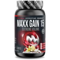 MAXXWIN Maxx gain 15 sacharidový nápoj príchuť vanilka 1500 g