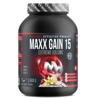 MAXXWIN Maxx gain 15 sacharidový nápoj príchuť vanilka 3500 g