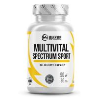 MAXXWIN Multivital spectrum sport 90 kapsúl