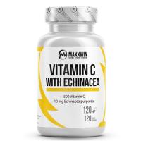 MAXXWIN Vitamín C 500 mg + echinacea 120 kapsúl