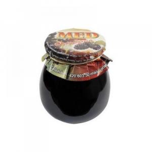 Med s ovocím černicový 450 g